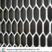 Buy cheap Hexagonal Expanded Metal Mesh |Raised Type by Stainless Steel/Carbon Steel/Aluminum product