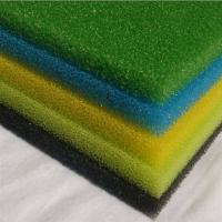 Buy cheap Colorful Sponge Packing Material ,  Flame Retardant Reticulated Open Cell Foam product