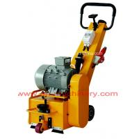 Buy cheap Electric Concrete Road Milling Machine for Road Construction product