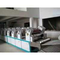 Buy cheap Professional Fried Instant Noodles Machine Production Line With Steaming / Cutting product