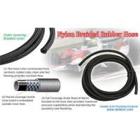 Buy cheap Nylon over braided rubber hose for cars high performance racing hose product