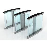 Buy cheap Stainless Steel Speed Gates, Pedestrian Airport Turnstile Access Control product