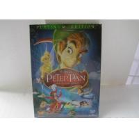 Buy cheap 2018 Hot sell Peter Pan disney dvd movies cartoon dvd movies kids movies with slip cover case drop shipping product