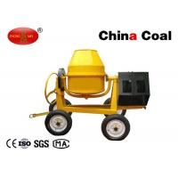 China Diesel Engine CM - 2A Tilting Drum Concrete Mixer Machines Used In Building Construction on sale