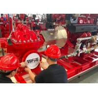 Buy cheap UL Listed / FM Approved Diesel Engine Fire Pump product