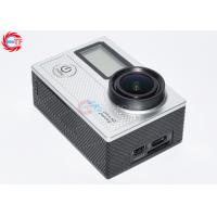 Buy cheap EN5A 4K sports Action Camera Dual Screen Sony IMX078 170° Super Wide Angle product
