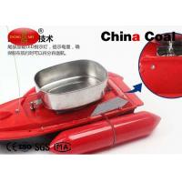 Buy cheap Red Popular Remote Control Fishing Bait Boat Can Fish Automatically from wholesalers