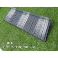 Buy cheap Waterproof Green Shingle Corrugated Zinc Roofing Sheets In Tanzania Customized Color product