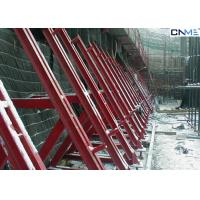 Convenient Concrete Retaining Wall Formwork Single Sided High Security