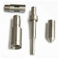 Buy cheap Building Facilities Precision Turned Parts Stainless Steel With 0.002mm from wholesalers