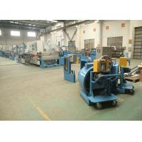 Quality Plastic Extruder Machine For BV Building Cable With 70 Extruder Main Machine 45 for sale