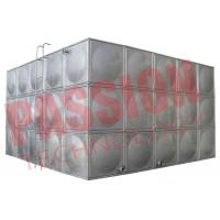 Buy cheap 5000 L Water Tank Vacuum Tube Solar Water Heater Portable With Stainless Steel product