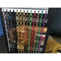 Buy cheap DIY Metal Drapery Chain Link Curtain Multi Color For Restaurant Interior from wholesalers