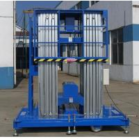 Buy cheap The double 6-16 meters mobile aluminum hydraulic lift product