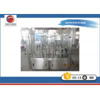 Buy cheap Pure Water Automatic Bottle Filling And Capping Machine , Water Bottling Equipment 500ml 2000bph product