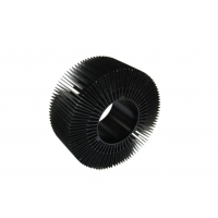 Buy cheap Custom Made Aluminum Heatsink Extrusion Profiles , LED Heat Sink product