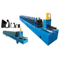 Buy cheap Rubber U Channel Shutter Door Roll Forming Machine / Shutter Making Machine from wholesalers