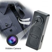 Buy cheap Spy Button Camera DVR The 2019 New Best Quality HD 1080P Mini Button Camera DVR from wholesalers