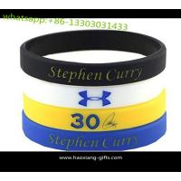 Buy cheap Cheap wholesale custom free silicone wristband / custom personalized silicone from wholesalers
