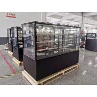 1.5 Version New Food Display Showcase No Welding , R290 Available, Always Keep 2