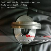 metal bond Automobile glass diamond grinding wheel Mary@moresuperhard.com