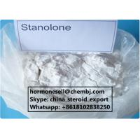 Buy cheap 99% Legit Muscle Building Steroids Stanolone DHT raw powder for muscle growth from wholesalers