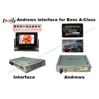 Buy cheap Touch Screen Multimedia Video Interface For New Benz A / B / C Class product