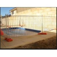 Buy cheap Manual Control Construction Site Security Fencing For Sports / Agricultural product