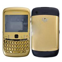 Buy cheap BLACKBERRY Curve 8520 Golden Housing (Blackberry housings) product
