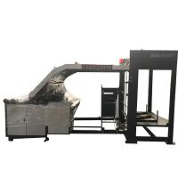 Buy cheap HRB-1300HII Semi-Auto Flute Laminating Machines for corrugated paperboard product