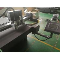 Buy cheap Plastic Board Canvas Cutting Machine , Tent Fabric Cutter Plotter For Graphic product