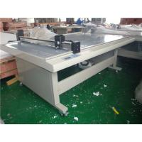 Buy cheap Cardboard and paper box cutting machine , DCH10 Series box sample maker, plot from wholesalers