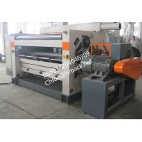 Buy cheap High Speed Corrugated Carton Machine Single Facer Machine corrugator product