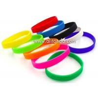 Buy cheap Factory Price Custom Silicone Wristband,Cheap Custom Silicone bracelet,Bulk Cheap Silicone Wristband product