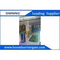 3-6m Boom Barrier Gate / Parking Lot Swing GatesWith IC Card Read System