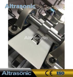 Buy cheap 35Khz Seamless Ultrasonic Sewing Machine with Longitudinal Vibration Transducer from wholesalers