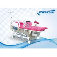 Buy cheap ABS Head Board Electric Gynecological Chair For Maternity , Motorized Labor Delivery Bed product