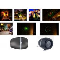 Buy cheap Garland Christmas Light Laser Show House Projector 110v 10watt Decorations product