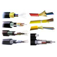 Buy cheap Outdoor Armored Fiber Optical Cable product