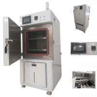 Buy cheap Easy Operation Vacuum Drying Chamber RT+20 °C To +250 °C 72-1000 Liters product