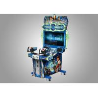 Buy cheap Last Rebellion Arcade Shooting Machine With Exciting Stages 450W product