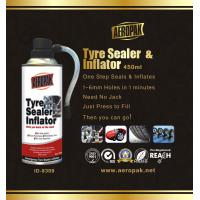 Buy cheap Auto Emergency Tyre Repair Quick Tyre Puncture Repair Tinplate Can product