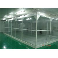 Buy cheap Class 1000 (ISO 6) Clean Booth Modular Clean Room/ Softwall Clean Room product