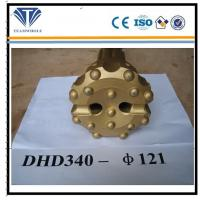 DHD340-121 Drill Hammer Bit , Hard Carbide Steel Top Hammer Drill Bits