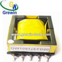 China EFD ETD Core High Frequency Transformer for Electronic Products with IEC and CB Certificate on sale