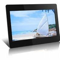 China 10 Inch Android Wifi Picture Frame, Customized Approval Digital Photo Display on sale