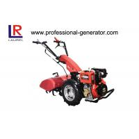 Buy cheap Recoil start 6.3kw Mini Power Tiller, Rotary Tiller,Power Tiller with 186FA from wholesalers