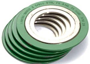 Buy cheap Asme B16 20 C276 Monel Inconel 825 Ss Spiral Wound Gasket High Temperature product