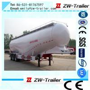 Buy cheap 2Axle cement tank semi trailer product