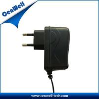 Buy cheap cenwell 12v 1a ac dc power adapter universal usb travel adaptor from wholesalers